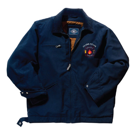 Clark State Safety Services Jacket