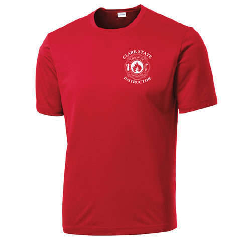 Clark State Safety Services Performance T-Shirt