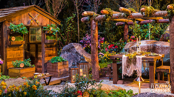 The Northwest Flower and Garden Show is Coming