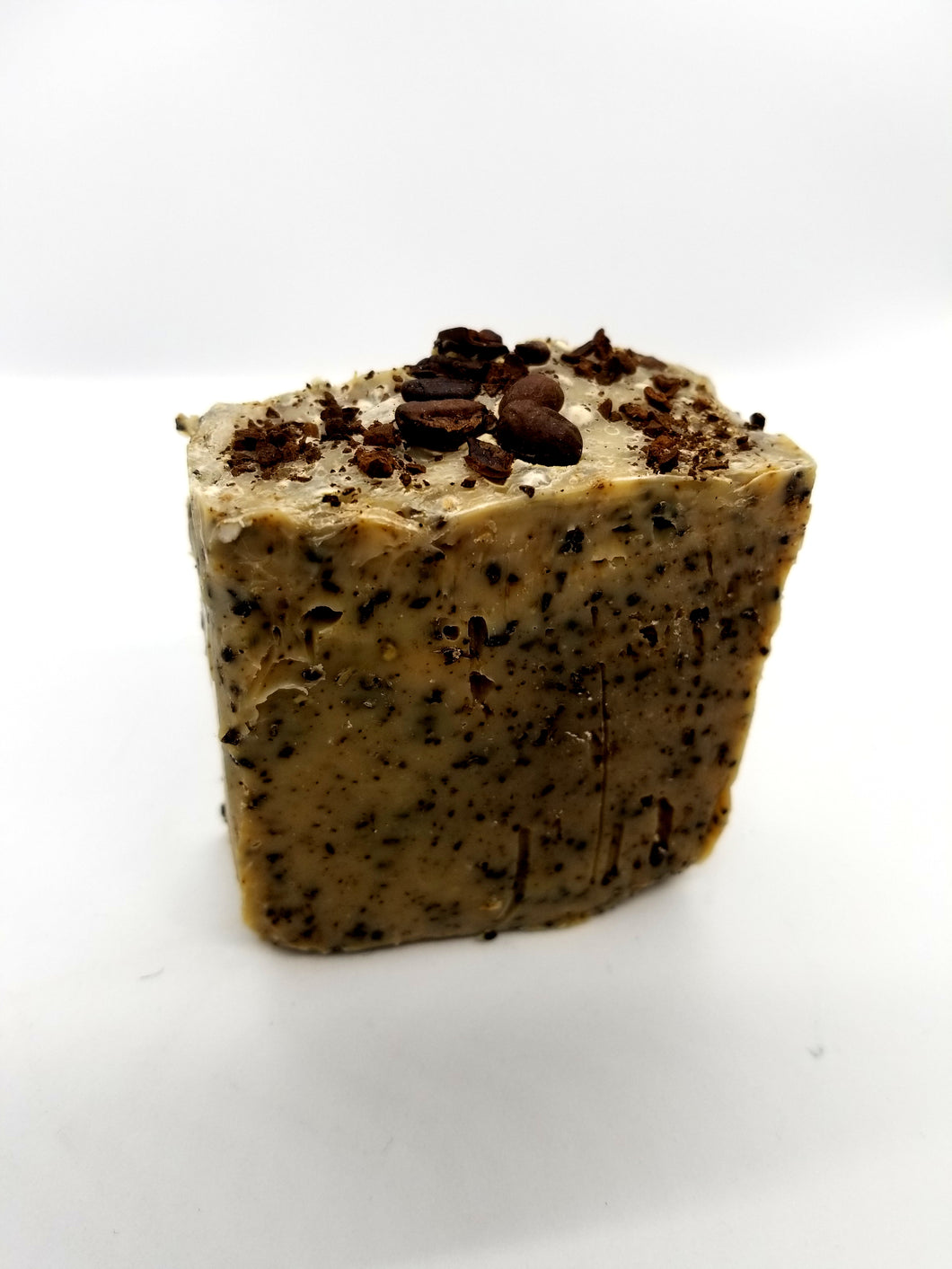Cocoa Butter Coffee Soap