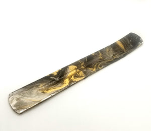 Handmade Hydro Dipped Incense Holder