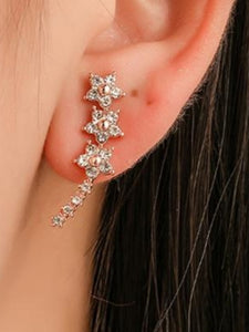 Charming Flower Earrings