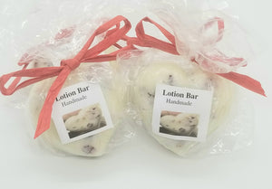 Lotion Bars make your skin feel so smooth.