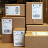 Fanfold 4x6 Direct Thermal Shipping Label