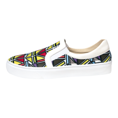 TENIS SLIP ON COLORES