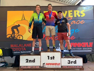 Sponsored Rider, Lawrence Scott , has ended overall 3rd in the 3 Towers Challenge