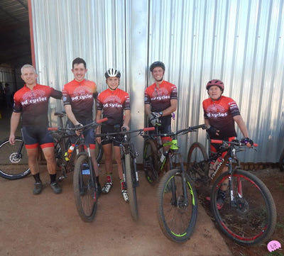PD Cycles Club members shine at Outride @ Middelburg