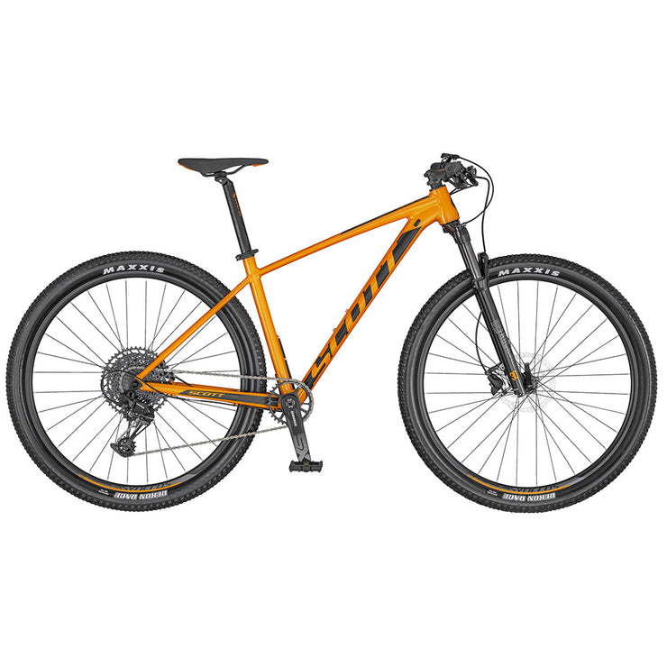 Scott 2020 Scale 970 (Orange/Black) Mountain Bike