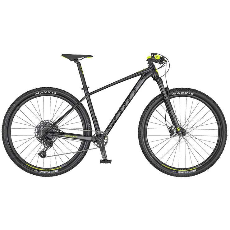 SCOTT 2020 SCALE 970 BLACK/YELLOW