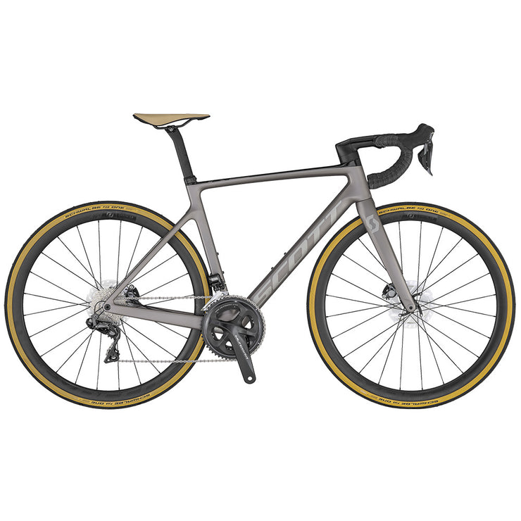 Scott 2020 Addict RC 15 Grey Road Bike