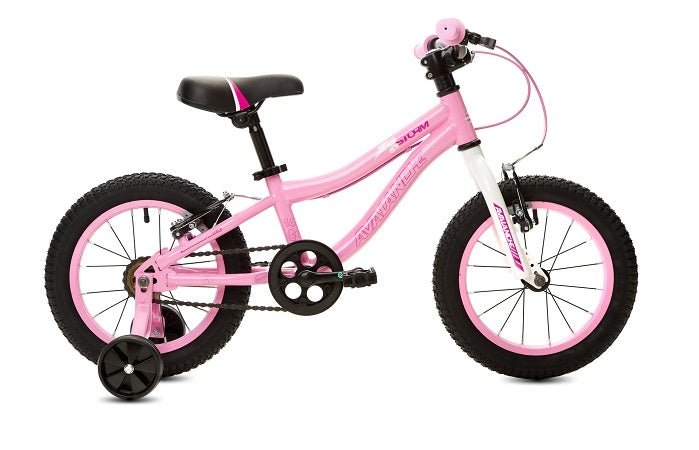 Avalanche 2020 Storm Girls (Pink) Kids Mountain Bike