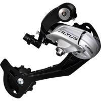 Shimano M370 Rear Dera 9SPD Direct Altus SGS Silver