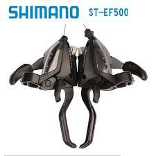 Shimano STEF500 2A Shift/Brake Set 3X7 SPD