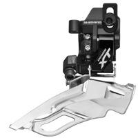Shimano XT 2X10SPD Direct Mount Black