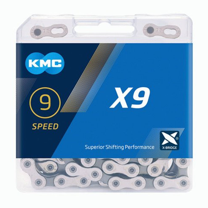 KMC 9 Speed Chain