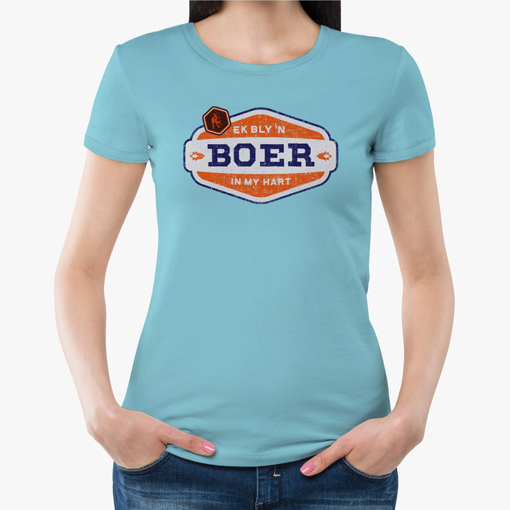 Boerboel Ladies Cotton T-Shirt