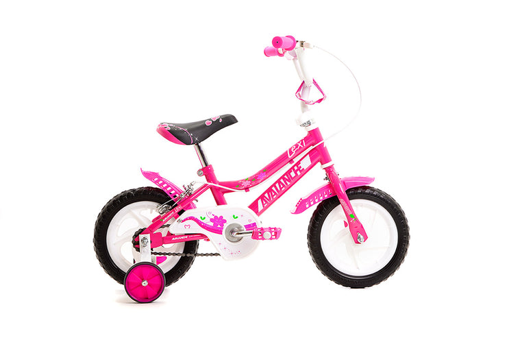 "Avalanche 2019 Lexi Girls 12"" (Pink) Kids Mountain Bike"