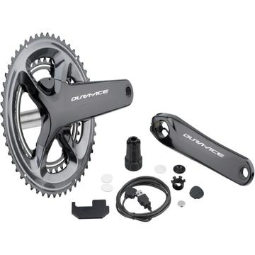 Shimano FCR9100 Dura Ace Power Clank 172.55MM 53X39T