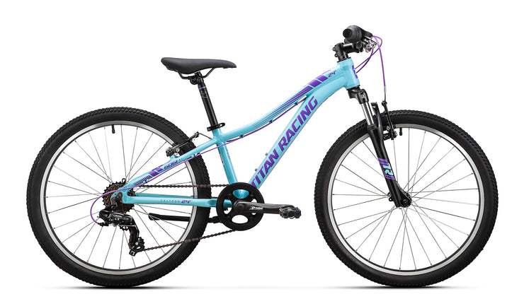 "Titan 2020 Calypso 24"" Kids Mountain Bike"