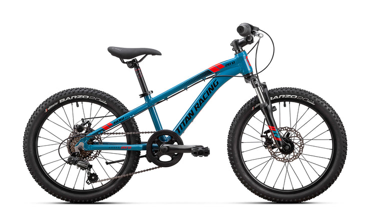"Titan 2020 Hades 20"" Disc Kids Mountain Bike"
