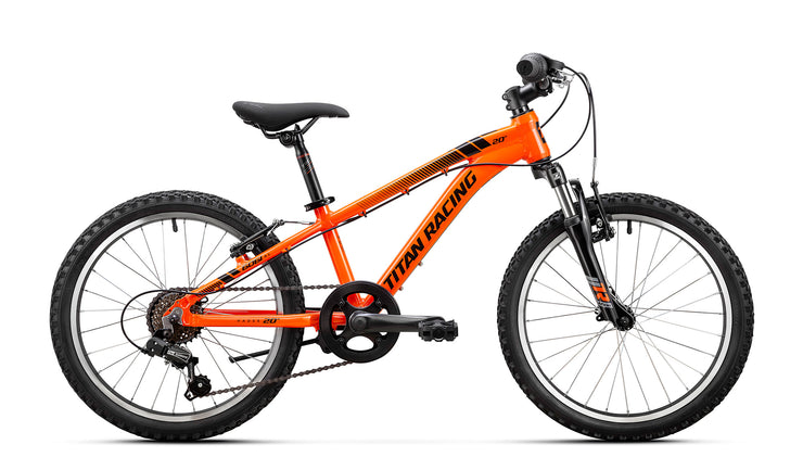 "Titan 2020 Hades 20"" Kids Mountain Bike"