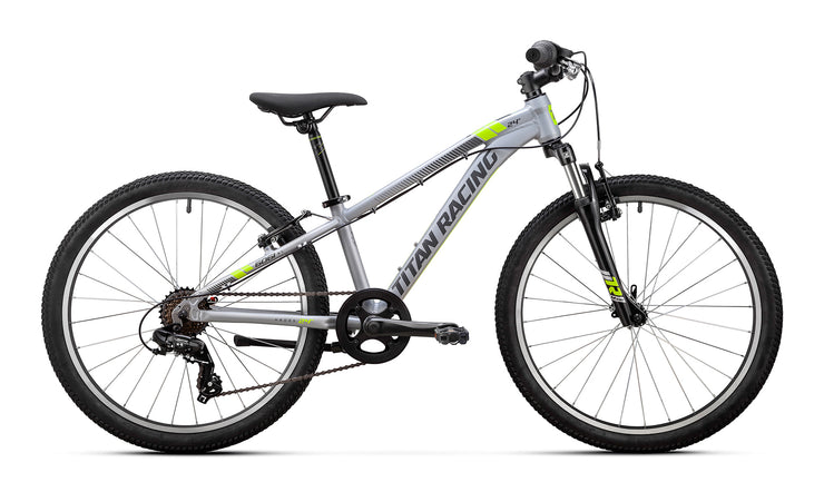 "Titan 2020 Hades 24"" Kids Mountain Bike"