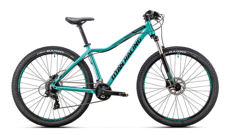Titan 2020 Rogue Calypso Cruz Mountain Bike