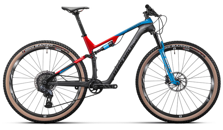 Titan 2021 Cypher RS Team Carbon Mountain Bike