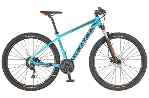 Scott 2019 Aspect 950 (Blue-Red) XL Mountain Bike