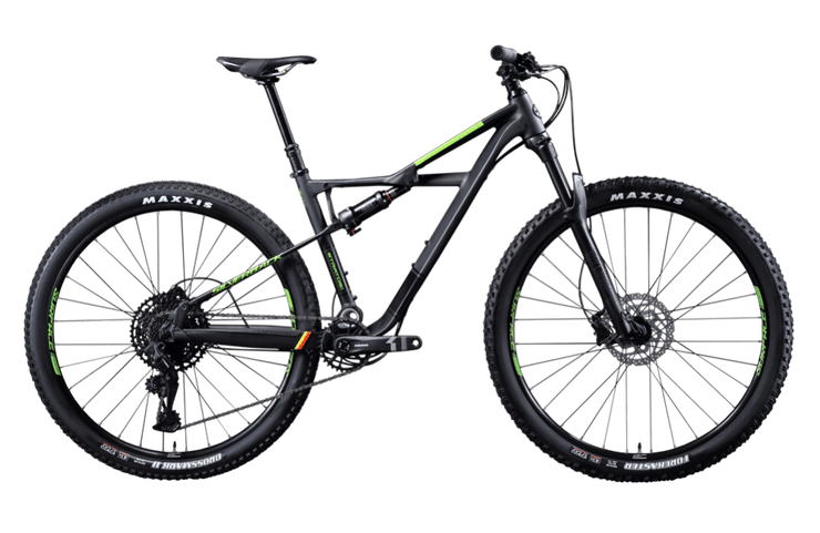 Silverback 2020 Stratos AL 3 Mountain Bike