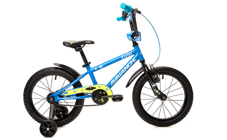 "Avalanche 2020 Zoid 16"" Kids Mountain Bike"