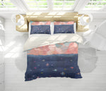 3D Cartoon Colorful Fish Pattern Quilt Cover Set Bedding Set Pillowcases  19