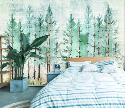 3D Painting Woods 475 Wallpaper Jess Art Decoration 2