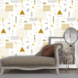 3D Geometric Wall Mural Wallpaper 20 - Jessartdecoration