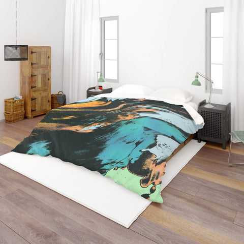 3D Color Abstract Pattern Quilt Cover Set Bedding Set Pillowcases  27