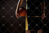 3D Basketball Players Wall Mural Wallpaper 50