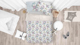 3D Unicorn Star Quilt Cover Set Bedding Set Pillowcases 88