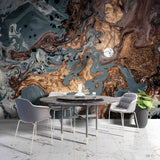 3D Abstract Colour Pattern Wall Mural Wallpaper WJ 2001