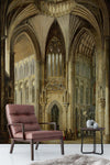 3D european churches oil painting wall mural wallpaper 87