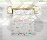 3D Different Posture Cats Quilt Cover Set Bedding Set Pillowcases 51
