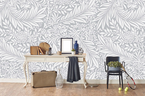 3D black white pattern wall mural wallpape 6