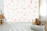 3D petal wall mural wallpaper 75