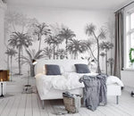 3D Coconut Tree 011 Wallpaper Jess Art Decoration