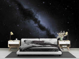 3D Space Galaxy Star Wall Mural Wallpaper WJ 2095