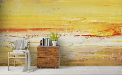 3D Abstract Oil Painting Wall Mural Wallpa 38