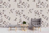 3D Light Speckled Pattern Wall Mural Wallpaper SF23