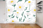 3D Floral Wall Mural Wallpaper 87
