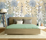 3D Violet Painting 1103 Wallpaper Jess Art Decoration 2