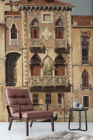 3D retro european style oil painting wall mural wallpaper 88