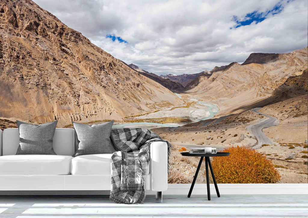 3d Himalayas Landscape Wall Mural Wallpaper 22 Jessartdecoration
